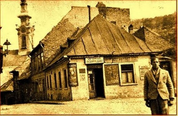 1933 Mélypince
