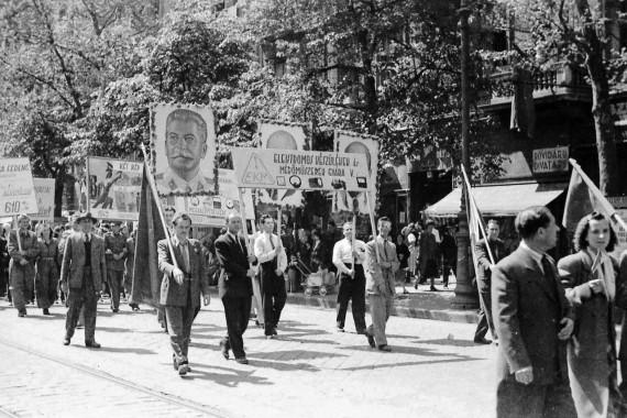 1953. május 1. - Botos Menteur Máté