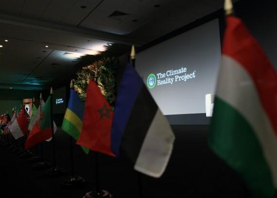 A The Climate Reality Project tréningjére 55 országból érkeztek a leendő klímakövetek