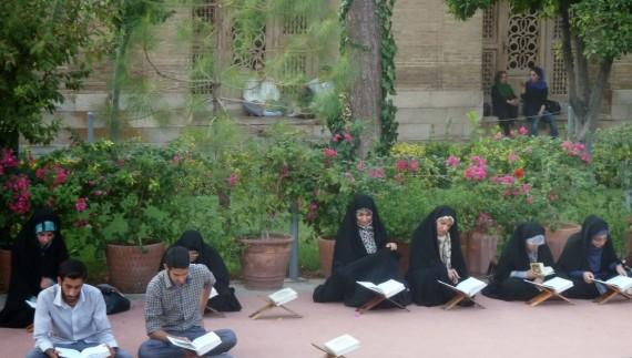 A Koránt tanulmányozók