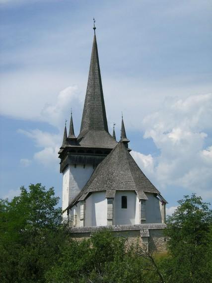 A magyarvalkói Református Templom