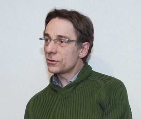 Acsády László professzor portréfotóját Völgyes Vali készítette