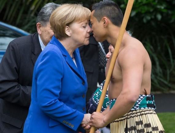 Angela Merkel és a törzsi hagyomány