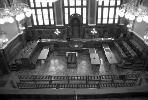 Bírósági terem