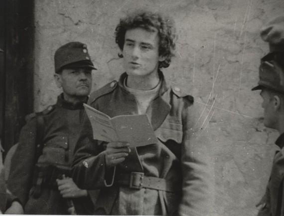 Bódy Gábor az Agitátorok című filmben