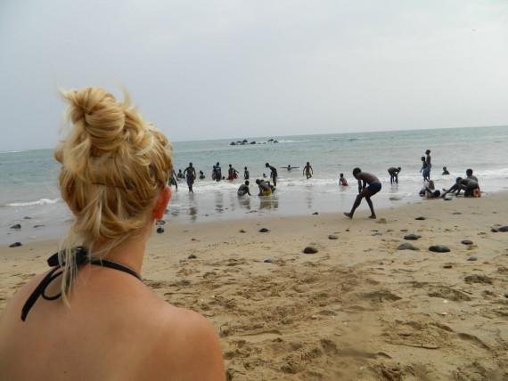 Dakari tengerpart