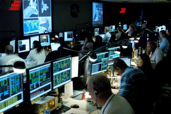 A Hubble űrtávcsővel végzett kutatások repülésirányítását végzik a NASA Goddard Space Flight Centerében