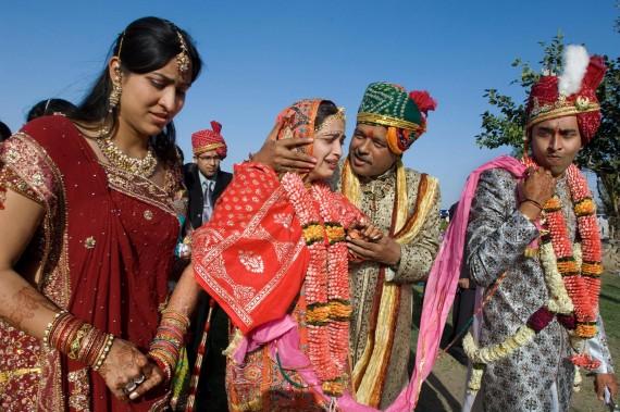 INDIA-11002, My Big Fat Indian Wedding: Udaipur; Rajasthan; India; ..