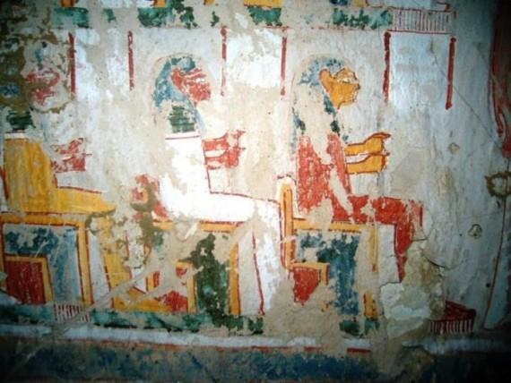 Judge of Osiris (TOMB OF PIAY (TT 344) IN DRA ABU EL-NAGA)