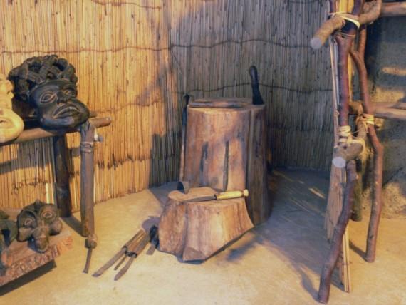 Kmeruni szoborfaragó műhely